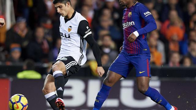 """Valverde atento a Gonçalo Guedes: """"É um grande jogador"""""""