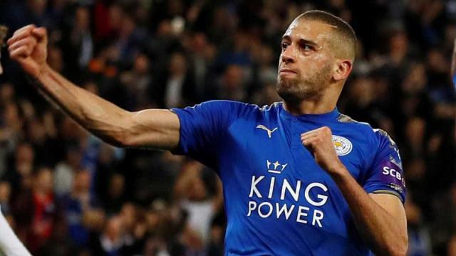 Slimani já disse sim, mas Leicester está 'escaldado' com o Sporting