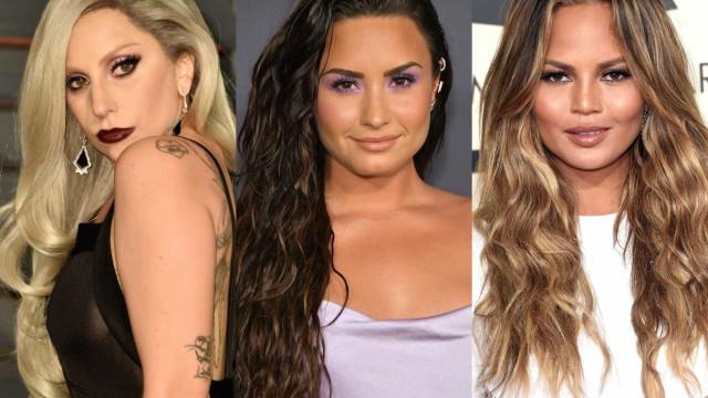 As celebridades que já lidaram com a depressão e ansiedade