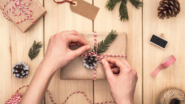 Conselhos para um Natal mais sustentável e sem pegada ecológica