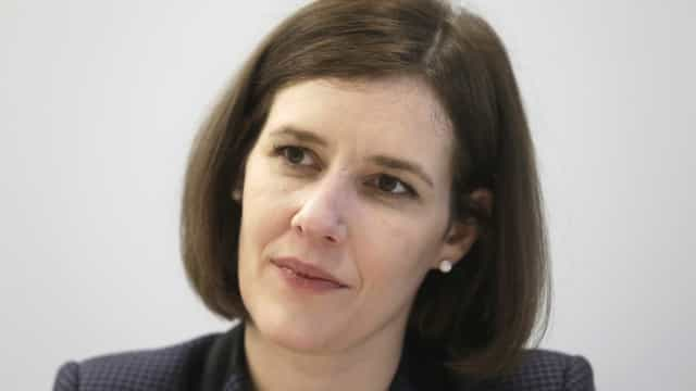 Ministra letã formaliza candidatura à presidência do Eurogrupo