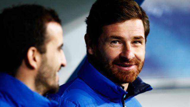 Villas-Boas na calha para suceder a Zidane no Real Madrid