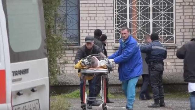 Dois mortos e sete feridos em explosão de granada em tribunal