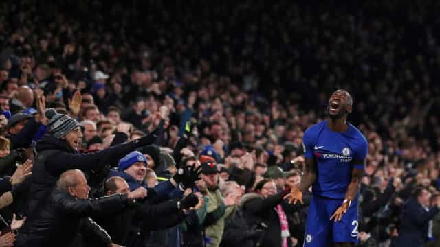 Premier League: Siga em direto os resultados e marcadores da 15.ª jornada