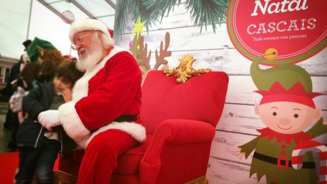 Natal já chegou ao Mercado da Vila de Cascais