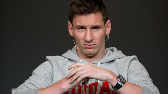 Irmão de Lionel Messi condenado a uma pena de dois anos e meio