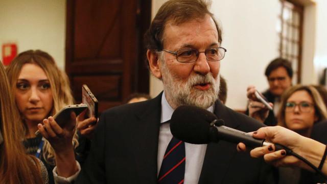 Rajoy confirma candidatura de Espanha à vice-presidência do BCE