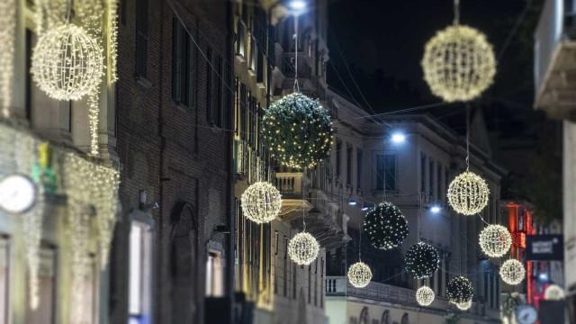 Tribunal de Contas deu visto para iluminações de Natal no Funchal