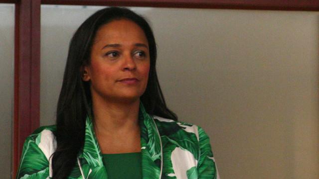 Empresa de diamantes sai de joalharia de luxo de Isabel dos Santos