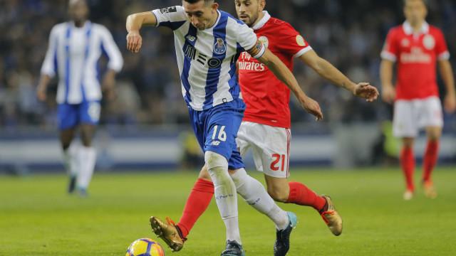 """O Benfica-FC Porto vai ser o jogo do título"""