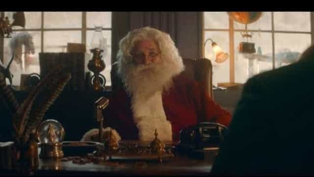 Um Pai Natal com dificuldades de interpretação? Não pode acabar bem...