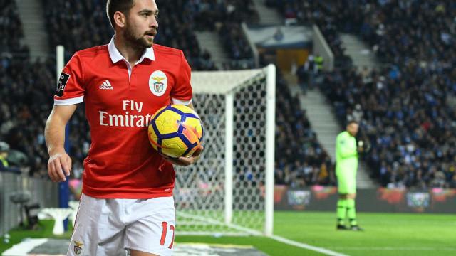 Contratos de jogadores do Benfica 'caem' na Internet