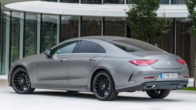Já conhece o novo Mercedes-Benz CLS?