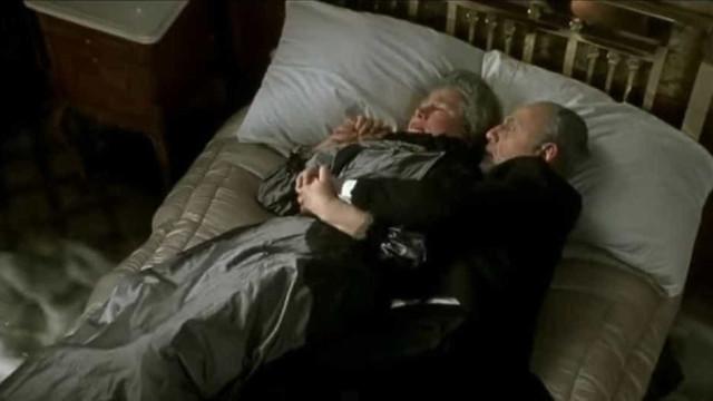 Lembra-se do casal que morreu abraçado no Titanic? Esta é a história real