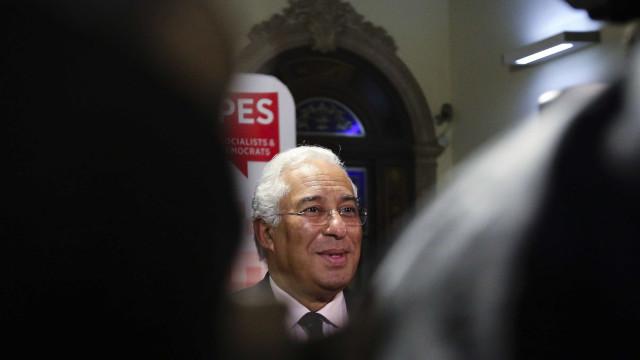 Costa dois dias em Marrocos para reforçar relações políticas e económicas