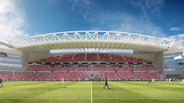 Crystal Palace anuncia projeto para criação de novo estádio