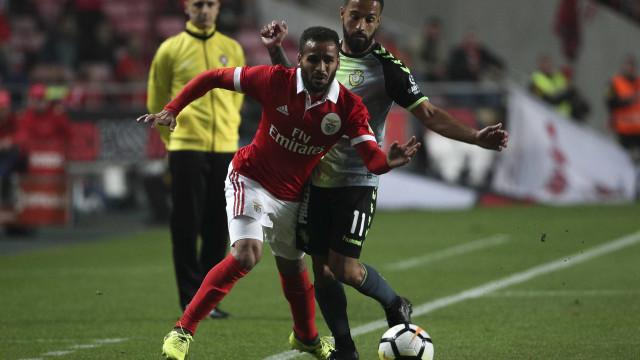 Benfica já informou que vai devolver Douglas, mas quer 'substituto'