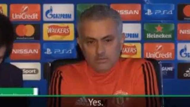 Para Mourinho há dois guardiões melhores que De Gea. Adivinha quem são?
