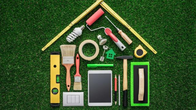 Descubra algumas formas criativas de reutilizar objectos em casa