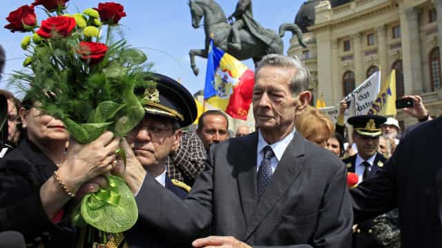 Antigo rei da Roménia morre aos 96 anos