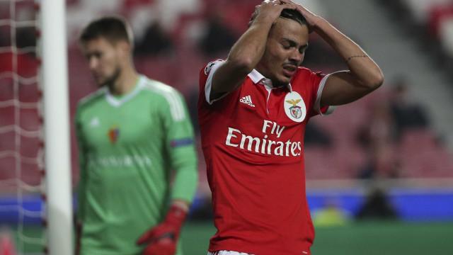 O pior registo do 'pior' Benfica deita por terra o sonho Europeu