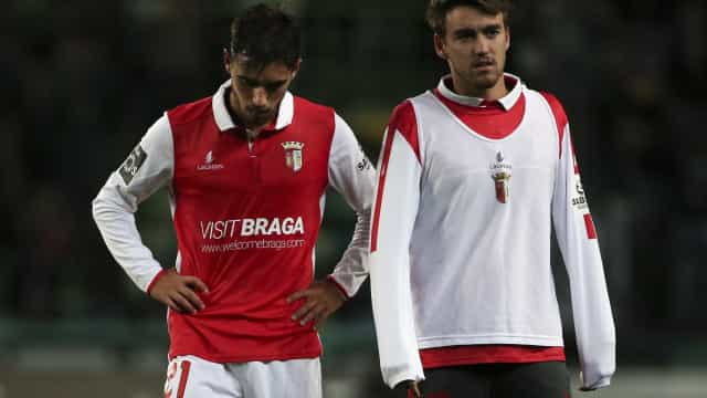 Sporting de Braga: Conselho de Disciplina castiga Horta... errado