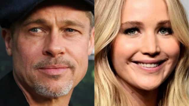 Brad Pitt quer conquistar Jennifer Lawrence para fazer ciúmes a Angelina