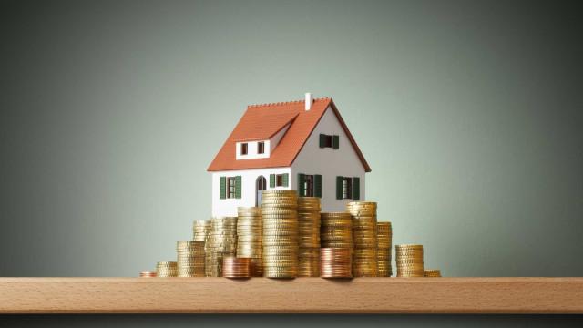Avaliação bancária sobe 6% para 1.180 euros por metro quadrado