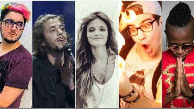 Os mais populares de 2017: Portugal riu (muito), foi romântico e venceu