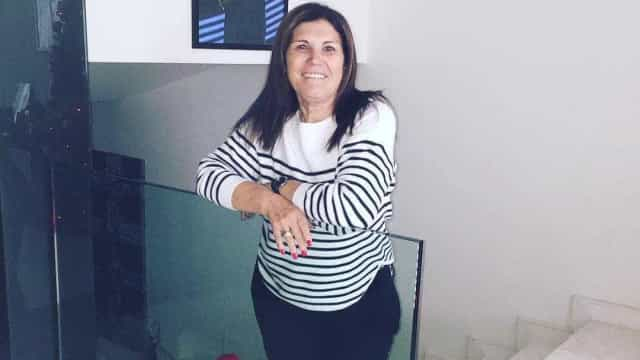 Dolores Aveiro recebe visitas especiais em sua casa. Adivinha quem foram?