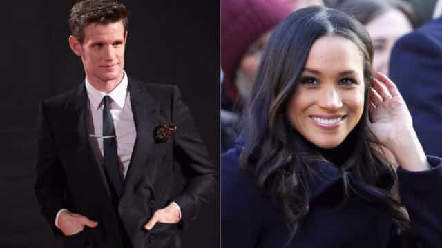 "Matt Smith, de 'The Crown', afirma sentir ""pena"" de Meghan Markle"
