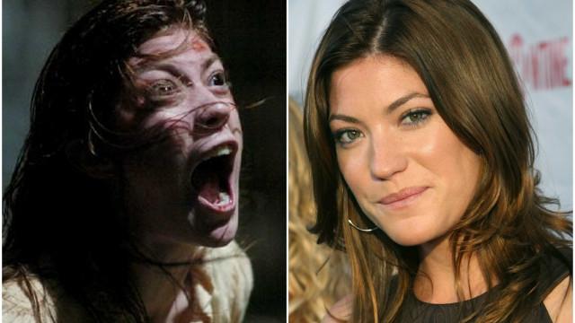 As atrizes que foram criaturas horrendas em filmes de terror