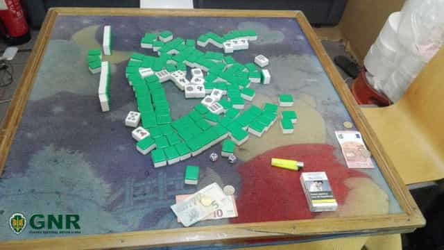 Oito pessoas detidas em Vila do Conde devido a jogo ilegal