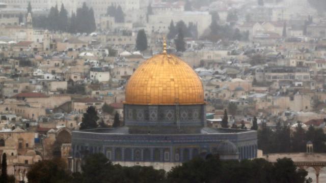 Jerusalém: ONU analisa resolução que rejeita decisão de Trump