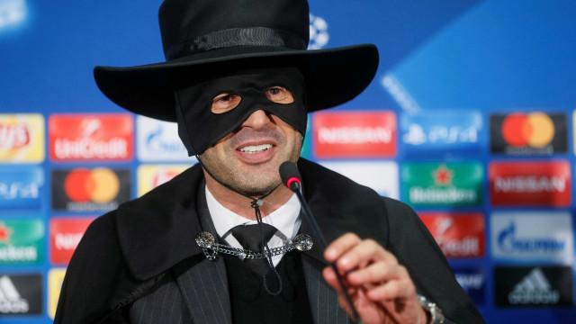 Os números de ouro do Zorro português