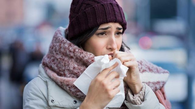 Os conselhos da DGS para se proteger do frio e evitar gripes indesejadas