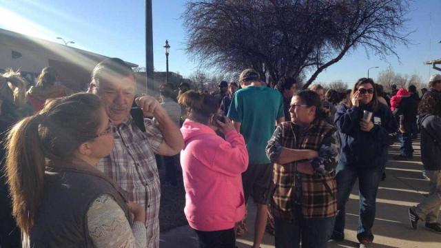 Tiroteio em escola do Novo México faz dois feridos