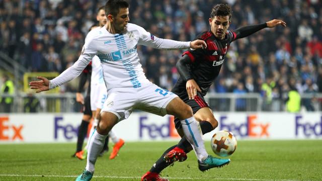 """Gattuso furioso com André Silva: """"Há que respeitar a camisola do Milan"""""""