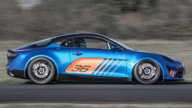 Alpine A110 Cup: Rumores fazem deste carro um dos 'desejados' de 2018
