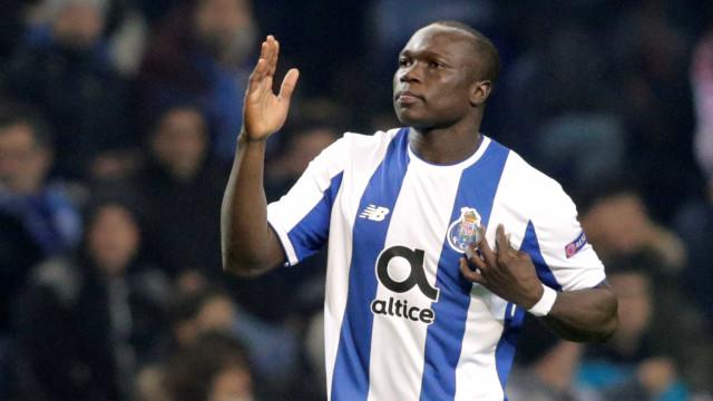 Swansea pretende levar Aboubakar em janeiro