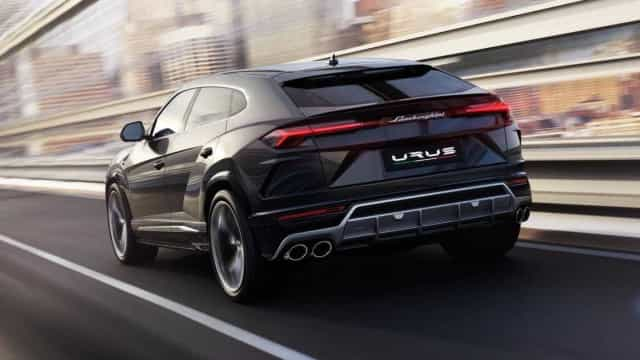 Prepare-se para ficar deslumbrado com o Lamborghini Urus