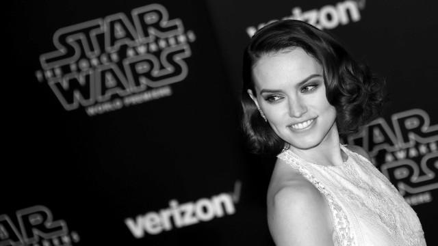 "Daisy Ridley: ""O 'Star Wars' levou-me à terapia"""