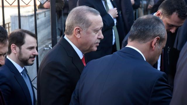 """Presidente turco critica Trump e diz que Israel é um """"Estado ocupante"""""""