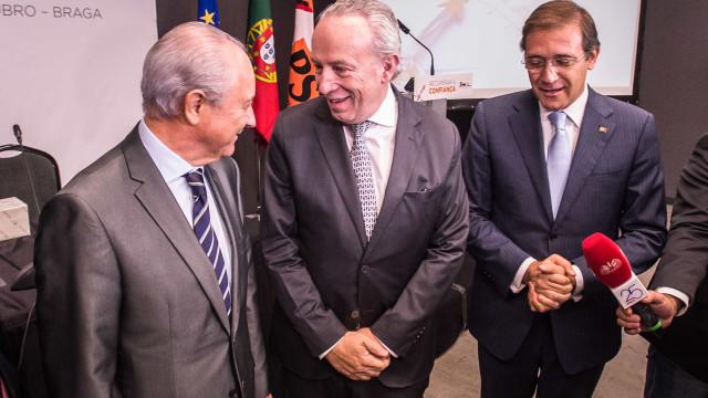 PSD: As moções de Santana Lopes e Rui Rio em dez áreas