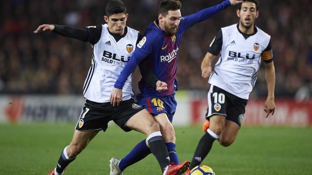 Marca: Guedes no 'onze' ideal de La Liga, CR7 e Semedo nas desilusões