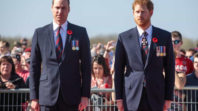 William e Harry revelaram quem vai esculpir a estátua da princesa Diana
