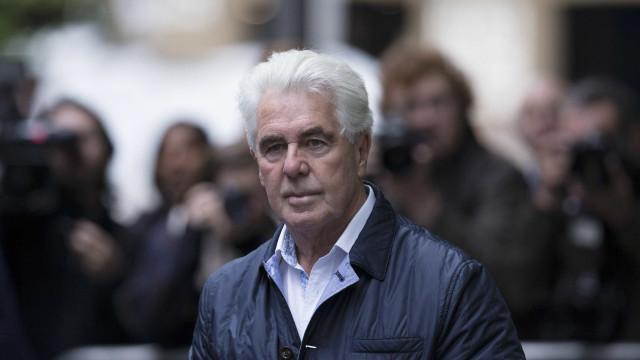 Morreu o controverso assessor de imprensa Max Clifford