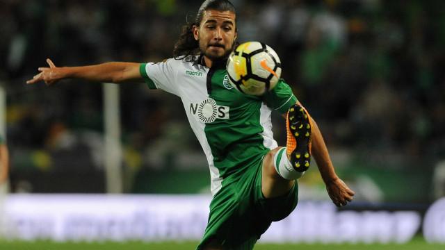 Sporting fecha a porta: Mattheus Oliveira é para ficar