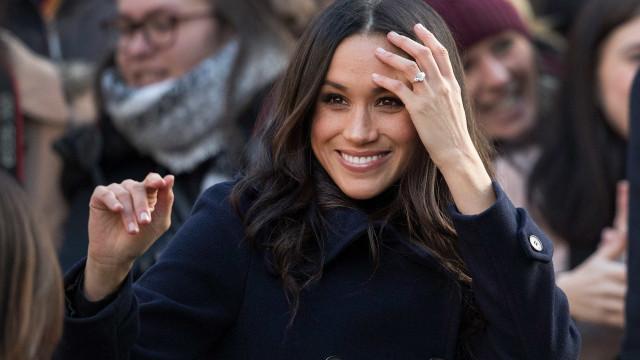 Se queria ter um anel de noivado igual ao de Meghan Markle, esqueça