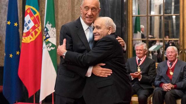 Eduardo de Sousa 'Atita' morreu aos 85 anos, três dias após condecoração